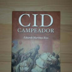Libros de segunda mano: CID CAMPEADOR. Lote 52772963