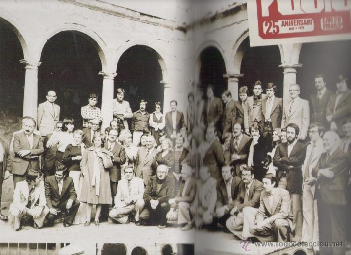 Libros de segunda mano: RADIO OLOT 50 ANYS 1951-2001 *** ALEXANDRE CUÉLLAR BASSOLS - Foto 8 - 52922237