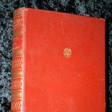Libros de segunda mano: VIDAS PARALELAS - PLUTARCO - JOSÉ JANÉS - PIEL - 1945 - RAIZ Y RAMA -. Lote 52943962