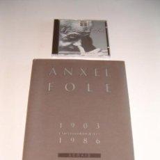 Libros de segunda mano: CLAUDIO RODRÍGUEZ FER. ÁNXEL FOLE. 19030-01986. UNHA FOTOBIOGRAFÍA. RM72244. . Lote 53066710