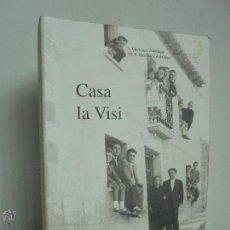 Libros de segunda mano: CASA LA VISI. I. MORIONES ZUBILLAGA. Mª R. MORIONES ZUBILLAGA. HISTORIA DE UN MATRIMONIO NAVARRO.. Lote 53397405