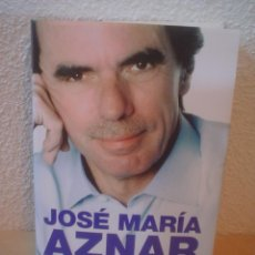 Libros de segunda mano: JOSE MARIA AZNAR. MEMORIAS I .AÑO 2012. Lote 53591222