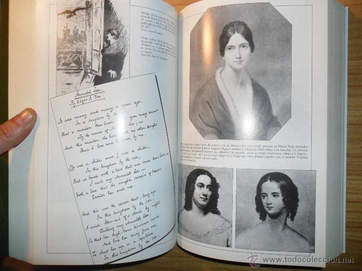 Libros de segunda mano: Poe (Georges Walter) biografía de Edgar Allan Poe - Foto 5 - 53756222
