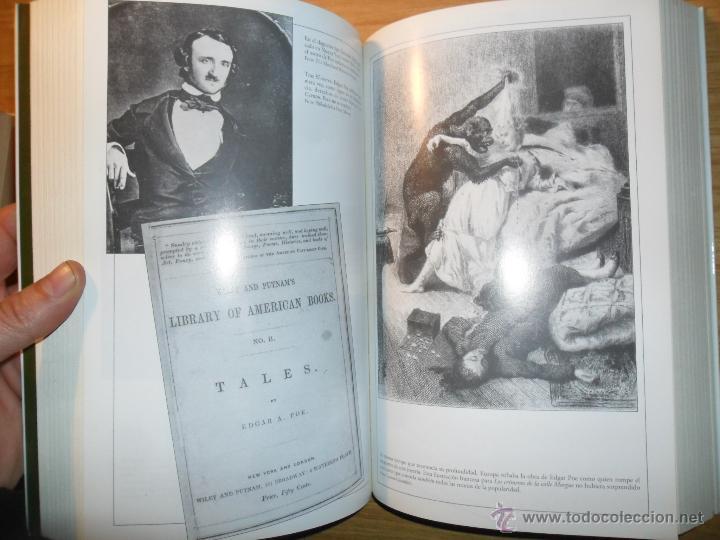 Libros de segunda mano: Poe (Georges Walter) biografía de Edgar Allan Poe - Foto 6 - 53756222