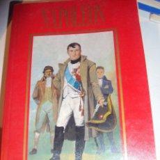 Libros de segunda mano: NAPOLEON FRANCISCO LUIS CARDONA CASTRO EDIT IBERLIBRO PAG ILUSTRADAS 154 PAGINAS. Lote 53793580