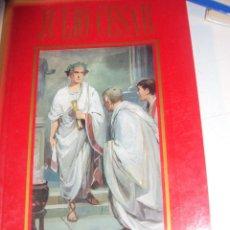 Libros de segunda mano: JULIO CÉSAR POR FRANCISCO LUIS CARDONA CASTRO DE IBERLIBRO . Lote 53793591