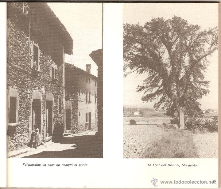 Libros de segunda mano: JACINT VERDAGUER, PRINCEP DELS POETES CATALANS - JOSEP M GARRUT - Foto 3 - 33322301