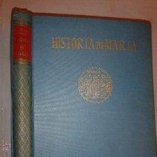 Libros de segunda mano: HISTORIA DE MARÍA 1957 P. LÁZARO DE ASPURZ 1º EDICIÓN COMPAÑIA BIBLIOGRÁFICA ESPAÑOLA. Lote 54005618