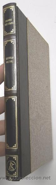 GRANDES PERSONAJES. GABRIELA MISTRAL (Libros de Segunda Mano - Biografías)