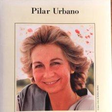 Libros de segunda mano: LA REINA. PILAR URBANO, PLAZA Y JANES 1996. Lote 49228370
