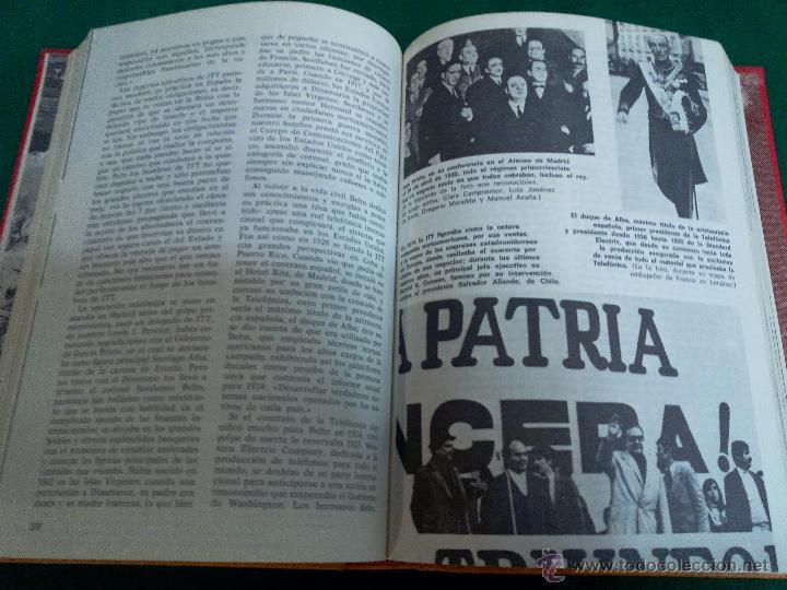 Libros de segunda mano: JUAN MARCH Y SU TIEMPO .-RAMON GARRIGA .- PREMIO ESPEJO DE ESPAÑA 1976 .- PLANETA - Foto 4 - 54281681