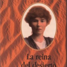 Libros de segunda mano: LA REINA DEL DESIERTO - JANET WALLACH - EDICIONES B / MUNDI-1197 , BUEN ESTADO. Lote 54462162