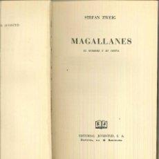 Second hand books - MAGALLANES. EL HOMBRE Y SU GESTA. Stefan Zweig - 54470251