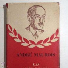 Libros de segunda mano: ANDRE MAUROIS. 1942 LUIS IGNACIO BELTRA. LAS QUINTAESENCIAS. Lote 54671339