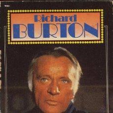 Libros de segunda mano: RICHARD BURTON - GRANDES VIDAS - GARBO. Lote 54699469