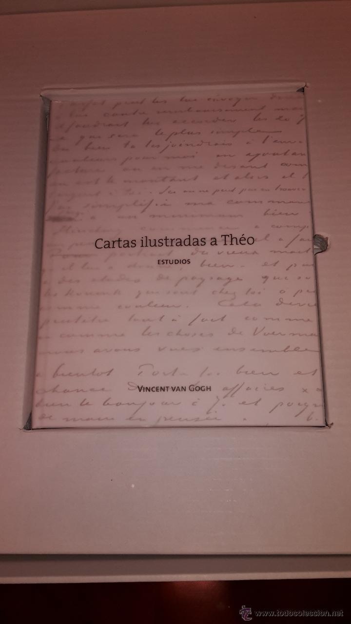Libros de segunda mano: CARTAS A THEO - VINCENT VAN GOGH - EDICIÓN LIMITADA Y NUMERADA - Foto 2 - 54803041