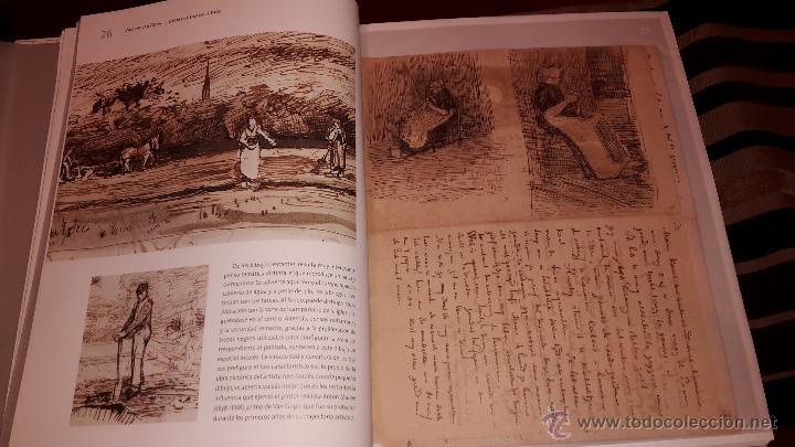 Libros de segunda mano: CARTAS A THEO - VINCENT VAN GOGH - EDICIÓN LIMITADA Y NUMERADA - Foto 3 - 54803041