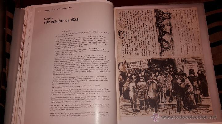 Libros de segunda mano: CARTAS A THEO - VINCENT VAN GOGH - EDICIÓN LIMITADA Y NUMERADA - Foto 4 - 54803041