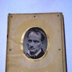 Libros de segunda mano: BAUDELAIRE. 1942. THEOPHILE GAUTIER. TRADUCCION SEGIO DEL VALLE.. Lote 54827476