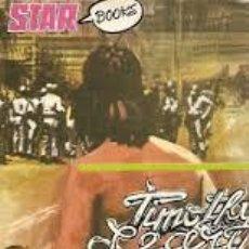 Libros de segunda mano: TIMOTHY LEARY: CONFESIONES DE UN ADICTO A LA ESPERANZA. (STAR BOOKS, 24). [1978].. Lote 54852412