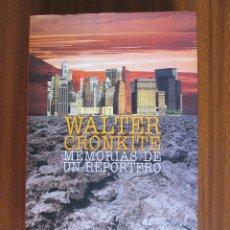 Second hand books - Memorias de un reportero -- Walter Cronkite - 55158290
