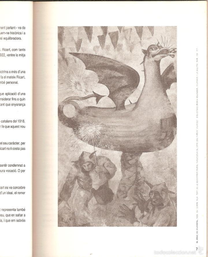 Libros de segunda mano: Centenari Enric-Cristòfol Ricart : 1893-1993 / [Oriol Pi de Cabanyes, Eulàlia Carnicer] - Foto 2 - 55318728