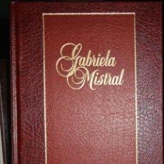 Libros de segunda mano: GABRIELA MISTRAL. GRANDES PERSONAJES.. Lote 55695734