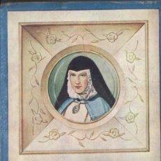 Libros de segunda mano: JUAN BAUTISTA GOMIS :SOR PATROCINIO, LA MONJA DE LAS LLAGAS (ASPAS, 1946). Lote 58078039