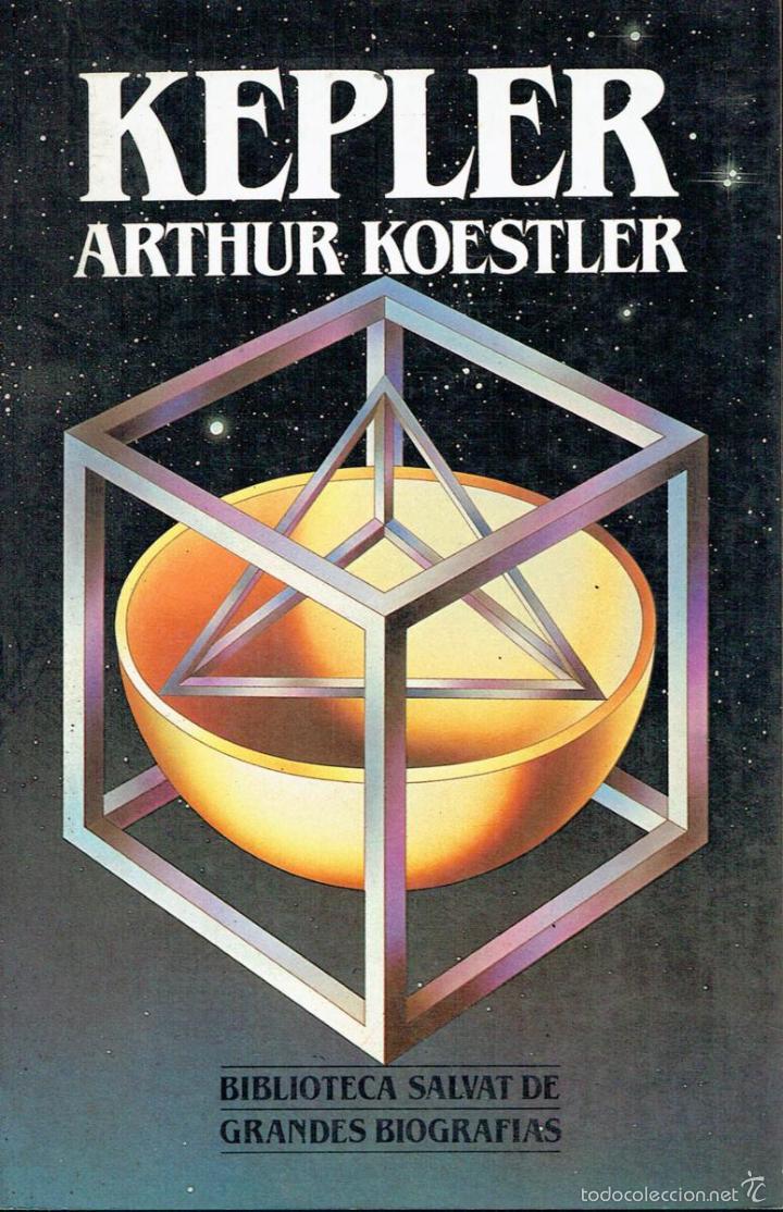 Resultado de imagen de kepler de koestler
