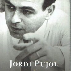 Libros de segunda mano: MEMÒRIES (1930-1980). - JORDI PUJOL.. Lote 56361031
