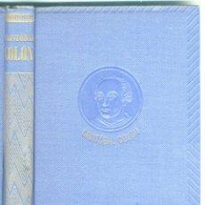 Libros de segunda mano: CRISTÓBAL COLÓN. DE LA LEYENDA AL DESCUBRIMIENTO. EDICIONES IBERIA, 1942. Lote 56600162