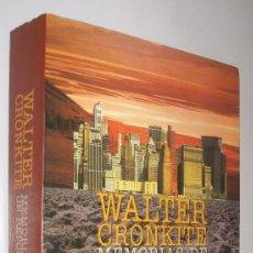 Second hand books - MEMORIAS DE UN REPORTERO - WALTER CRONKITE - ILUSTRADO * - 56629979