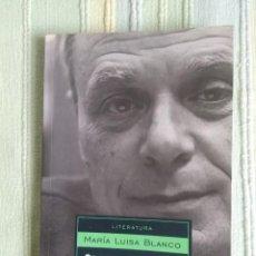 Libros de segunda mano: ANTÓNIO LOBO ANTUNES, CONVERSACIONES CON. MARÍA LUISA BLANCO. Lote 56669322
