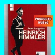 Libros de segunda mano: HEINRICH HIMMLER - BIOGRAFÍA - PETER LONGERICH - III REICH WAFFEN SS NSDAP NACIONAL SOCIALISMO. Lote 76542522