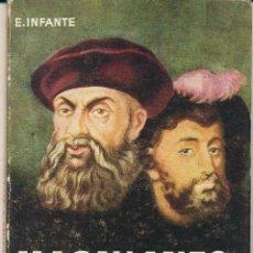 Libros de segunda mano - Enciclopedia Pulga nº 411. Magallanes y Elcano.. - 56903054