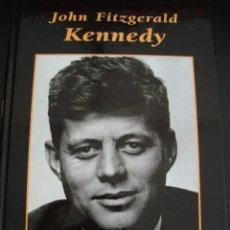 Libros de segunda mano: GRANDES BIOGRAFIAS. JOHN FITZGERALD KENNEDY. . Lote 57020294
