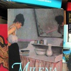 Libros de segunda mano: MILENA (LA AMIGA DE KAFKA) MARGARETE BUBER-NEUMANN. COLUMNA. EN CATALÁN. BIOGRAFÍA. Lote 57239278