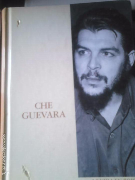 CHÉ GUEVARA: LA VIDA EN ROJO. CASTAÑEDA, JORGE G (Libros de Segunda Mano - Biografías)
