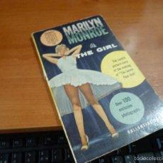 Libros de segunda mano: MARILYN MONROE AS THE GIRL, BALLANTINE BOOKS, EDICION DE 1955. Lote 57413980