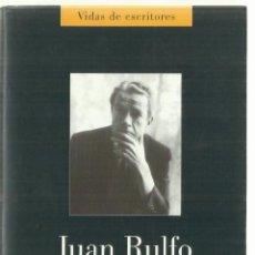Libros de segunda mano: LAS MAÑANAS DEL ZORRO. BIOGRAFÍA DE JUAN RULFO. REINA ROFFÉ. ESPASA. MADRID. 2003. Lote 57431294