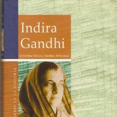 Libros de segunda mano: INDIRA GANDHI. Lote 57477762