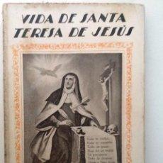 Libros de segunda mano: VIDA DE SANTA TERESA DE JESUS. TOMO I EDITORIAL MAUCCI. Lote 57484293