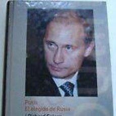 Libros de segunda mano: PUTIN - EL ELEGIDO DE RUSIA - RICHARD SAKWA - BIOGRAFÍAS VIVAS ABC. Lote 57552465
