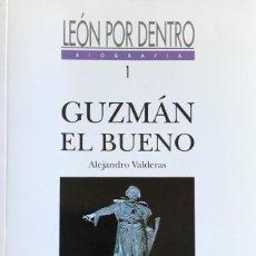 Libros de segunda mano: GUZMAN EL BUENO. ALEJANDRO VALDERAS. Lote 57585977