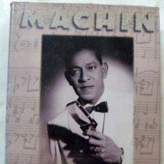 Libros de segunda mano: MACHÍN. TODA UNA VIDA. EDUARDO JOVER. TAPA DURA. Lote 57734385