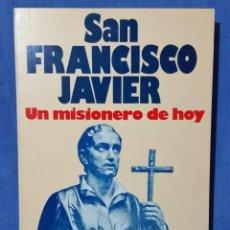 Libros de segunda mano: SAN FRANCISCO JAVIER. UN MISIONERO DE HOY - 1978 - ED. MUNDO NEGRO - TIPO CÓMIC. Lote 57876780