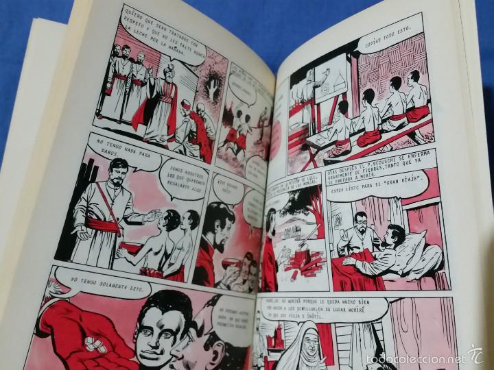Libros de segunda mano: San Francisco Javier. Un Misionero de Hoy - 1978 - Ed. Mundo Negro - Tipo Cómic - Foto 2 - 57876780