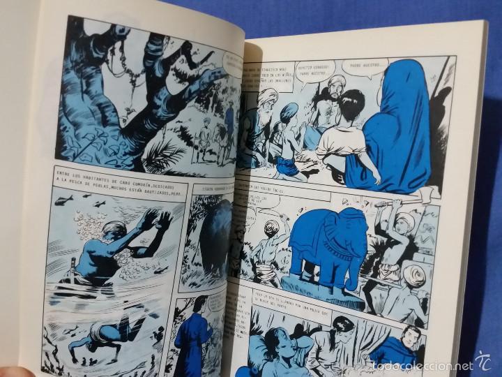 Libros de segunda mano: San Francisco Javier. Un Misionero de Hoy - 1978 - Ed. Mundo Negro - Tipo Cómic - Foto 4 - 57876780