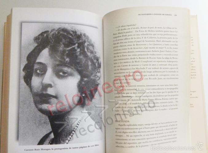 Libros de segunda mano: DE BASTARDO A INFANTE DE ESPAÑA - LIBRO BIOGRAFÍA LEANDRO BORBÓN MONARQUÍA HIJO DEL REY ALFONSO XIII - Foto 7 - 57918422