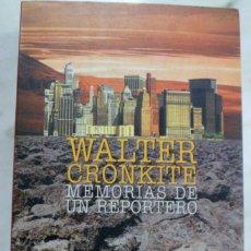 Second hand books - MEMORIAS DE UN REPORTERO. WALTER CRONKITE. - 58080651